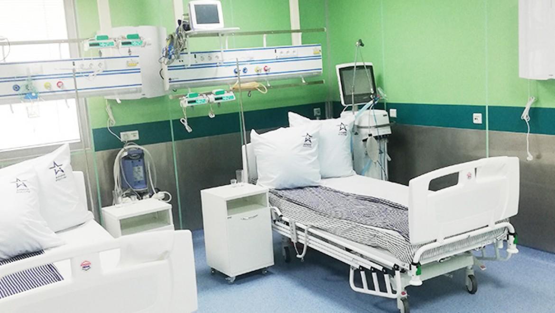 Многофункциональный медицинский центр Министерства обороны г. Пенза, инфекционное отделение