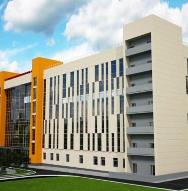 Проектирование зданий и помещений для медицинских учреждений
