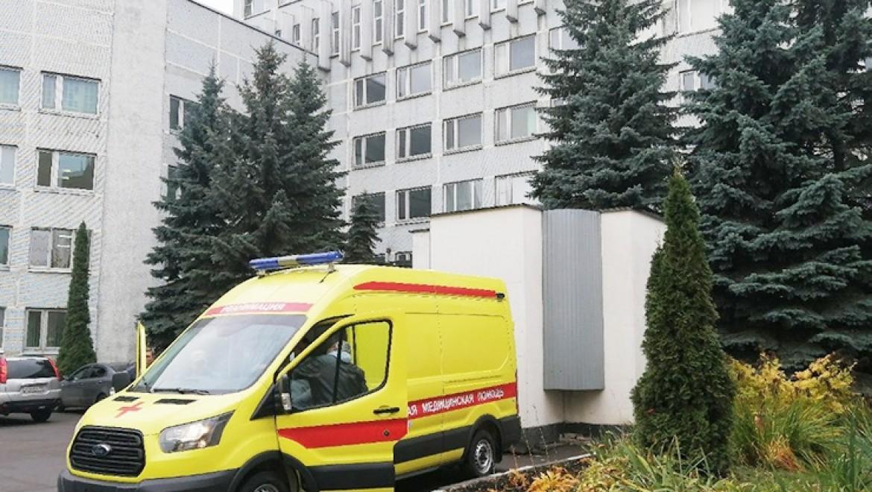 Поставка автомобиля скорой медицинской помощи в ФГБУЗ ЦДКБ ФМБА России