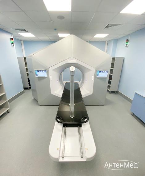 Оснащение медицинским оборудованием